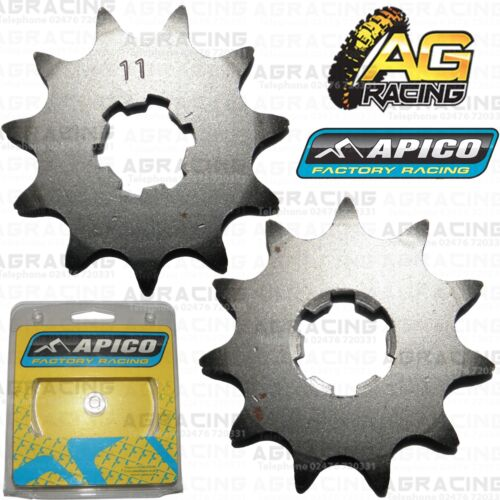 Apico Front Sprocket 11T Teeth Tooth 520 Pitch For Kawasaki KX 125 1994-2008 New