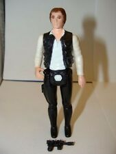 Han Solo Small Head Complete C8.5 REPRO Weapon   Star Wars  Vintage
