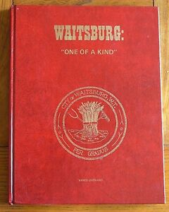 Waitsburg-034-One-of-a-Kind-034-by-Vance-Orchard-Hard-Cover-1976