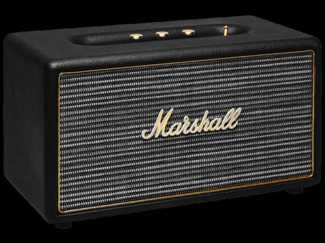 Altavoz inalámbrico - Marshall Stanmore Negro, Bluetooth, Entrada RCA