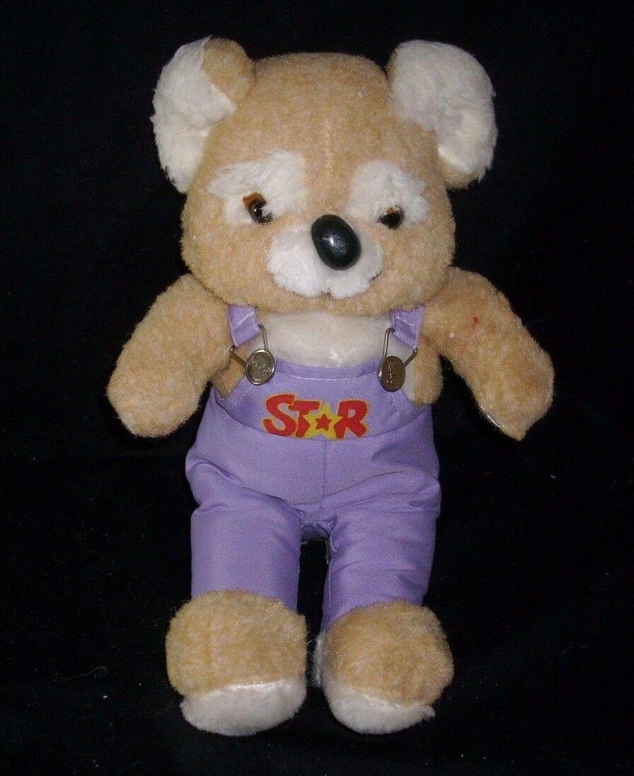 16   Vintage Gibson Grüße Kirby Koala Teddybär Plüschtier Plüsch Spielzeug
