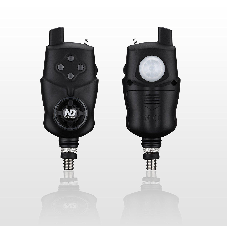 ND Alarma  De Seguridad Inalámbrico Antirrobo Th9 Detector de Movimiento Sensor Infrarrojo Fishin  entrega rápida