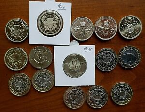 1986-to-2018-Two-Pound-coins-Bright-Uncirculated-or-Proof