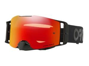 MASQUE-CROSS-OAKLEY-FRONT-LINE-MX-FACTORY-PILOT-BLACKOUT-NOIR