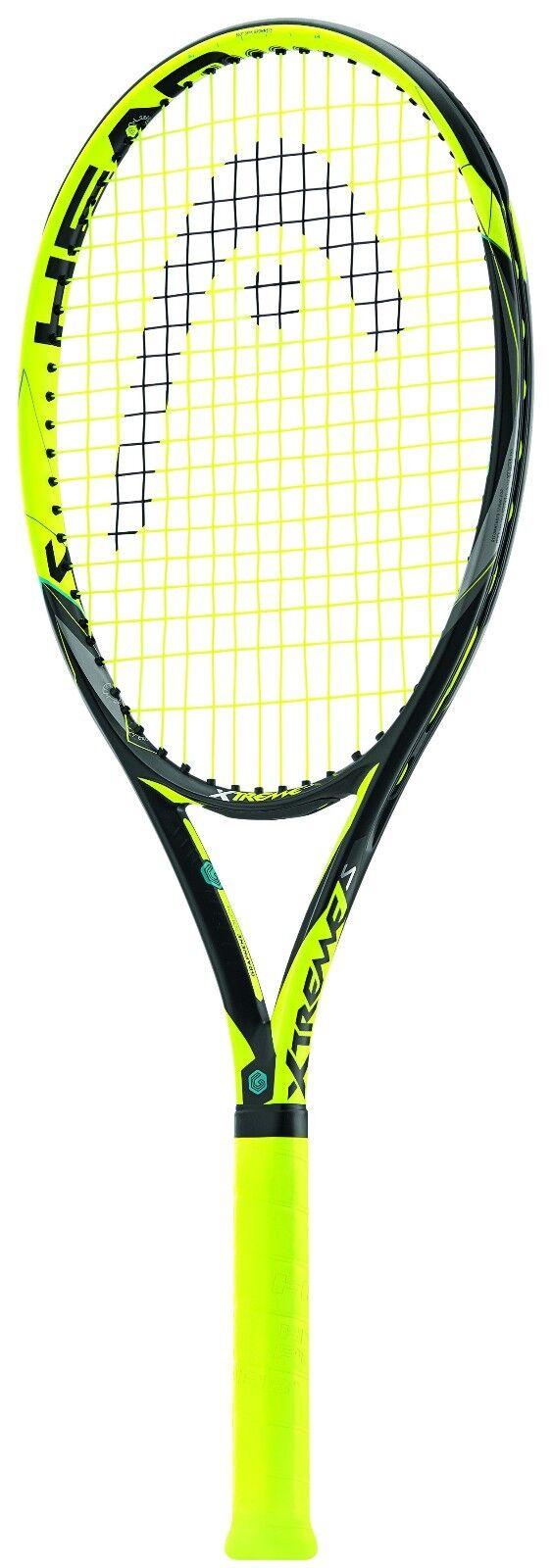 Head Graphene Touch Extreme S racchetta tennis nuovo modello