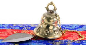7,5 Cm Hoch Windglocke Handarbeit Aus Nepal Wind Bell Pagodenglocke