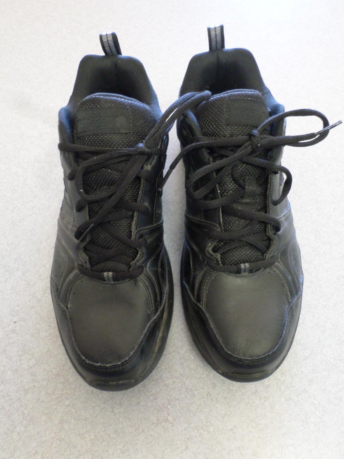 New Balance  623  Black Leather Athletic shoes. Men's 11 D (eur 45)