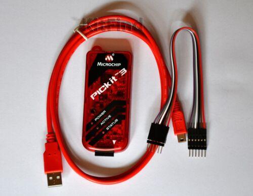 PICkit3 PIC KIT3 debugger programmer for PIC dsPIC PIC32 10-days promotion