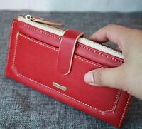 new fashion lady women long purse wallet mobile phone bag evening bags handbag
