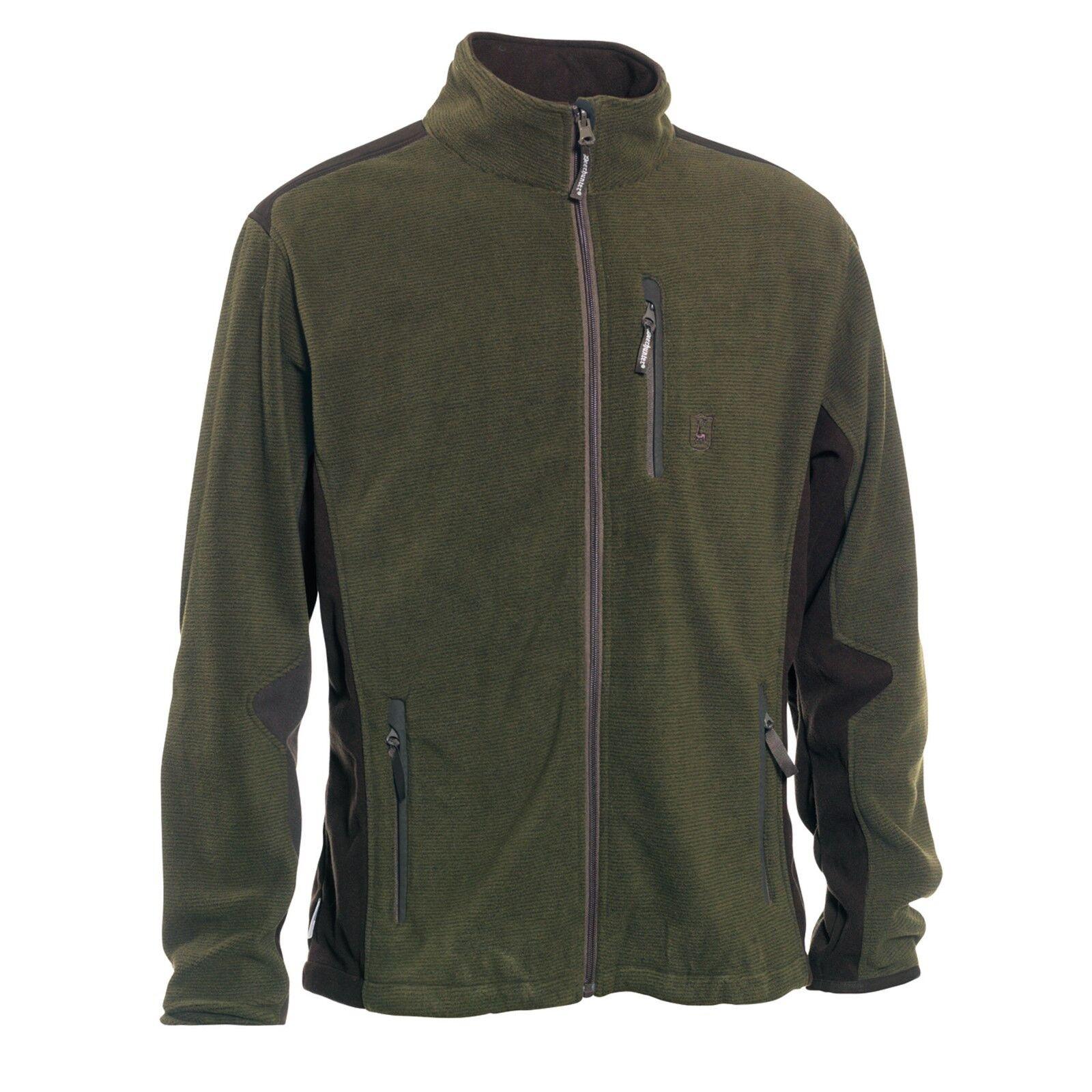 Top oferta  Deerhunter muflon ZIP en  Fleece chaqueta, para toda utilización años  100% a estrenar con calidad original.