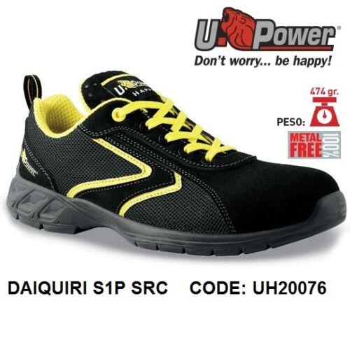 Src Upower Daiquiri power U Travail Chaussure S1p Uh20076 De wwBTqap7