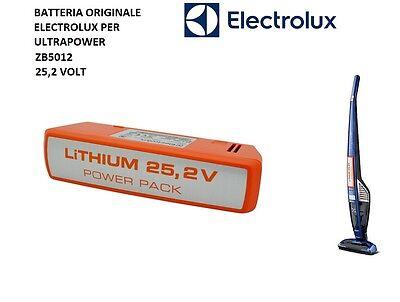 BATTERIA BATTERIE ORIGINALI ASPIRAPOLVERE ULTRAPOWER ELECTROLUX ZB5020 21,6 VOLT