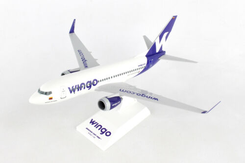 SkyMarks Wingo Boeing 737-700 SKR968 1//130 Reg# HP-1524CMP Colombia New