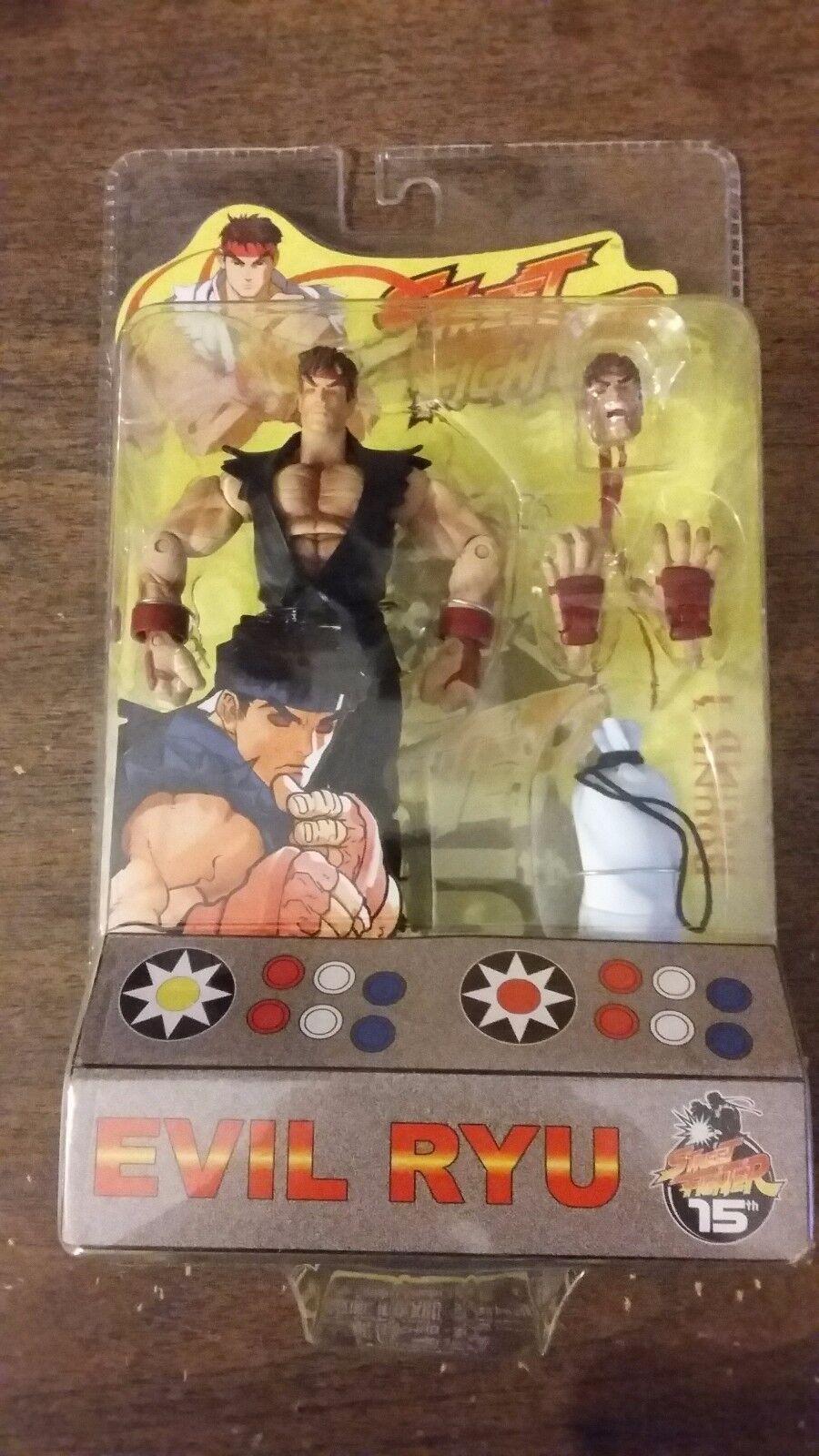 Sota Street Fighter Series 1 Evil Ryu NEW