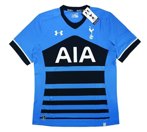 Tottenham Hotspur 2016 17 Away Jersey Xl Brand New W Tags Ebay