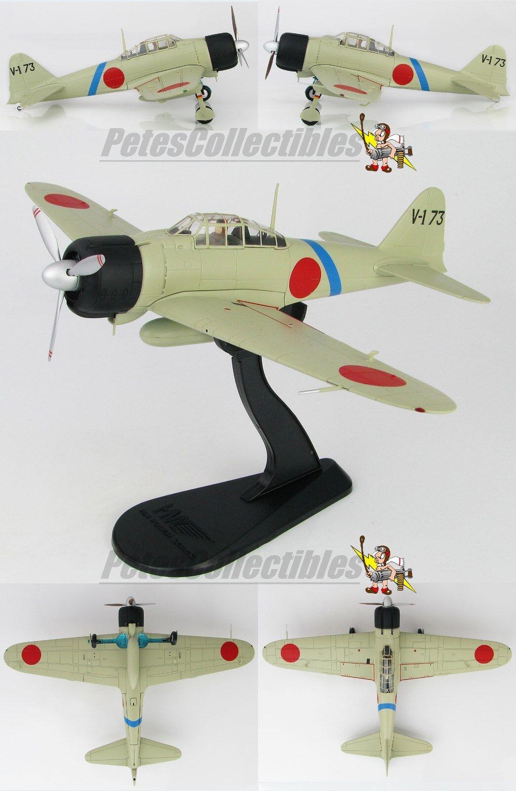 Hobby Master HA8805 Japanese A6M2 Zero Zero Zero Fighter Type 21 Saburo Sakai 1942 1 48th c00a94