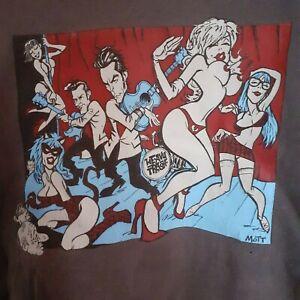 Heavy Trash (Jon Spencer) T-Shirt Taille : M