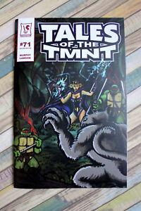 RARE-Tales-of-the-TMNT-Vol-2-71-Revised-Ed-Jim-Lawson-Ninja-Turtles-EXCLUSIVE