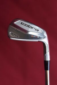 Cobra-Amp-Cell-Pro-Forged-7-iron-DG-Pro-X100-tour-stiff-steel-s-2up-demo-ex