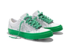 Details about Converse One Star Ox Golf Le Fleur Color Block Pack Green  11.5 Tyler The Creator