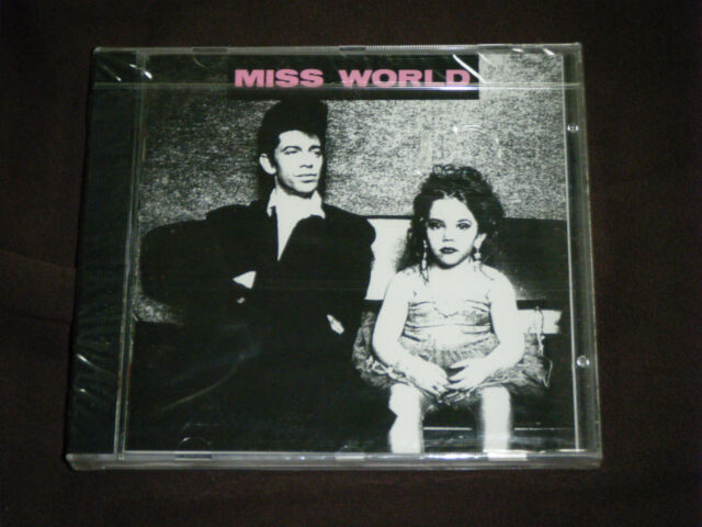 Miss World / Self Titled - New Old Stock Sealed Unopened CD