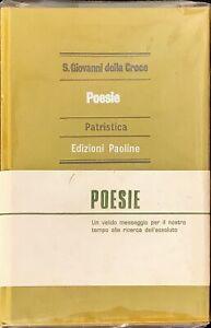 POESIE - S. GIOVANNI DELLA CROCE - PAOLINE
