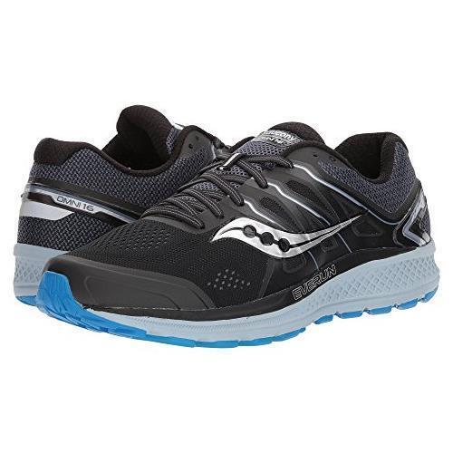 16 S20370 Omni de gris hombre Zapatillas 4 Saucony correr para negro azul YAH4cnv