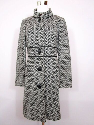 Womens Principles Coat Winter Wool Sz S Warm Casual 10 Autumn Ba85 Fashion Print dqSprwqa