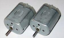 2X FC-280 w/ Short D Flat Shaft - Car Door Lock and Mirror Auto Motor FC280PC