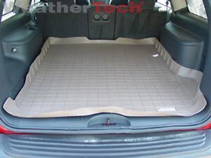 weathertech cargo liner trunk mat dodge durango w o. Black Bedroom Furniture Sets. Home Design Ideas