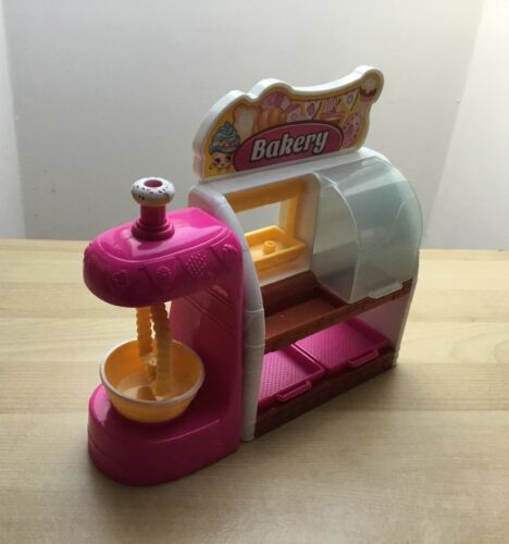 Shopkins FORNAIO STAND Playset combinato POST