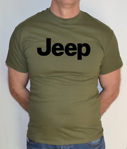 JEEP-US-ARMY-MILITARY-COMBAT-CAR-LOGO-T-SHIRT