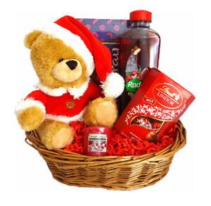 gift basket for girlfriend