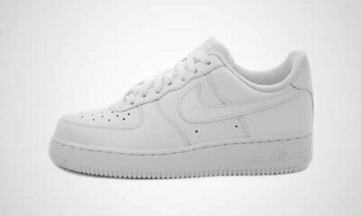 Air Force 1 Low Women S Shoe 315115 112 White White Brand New Size