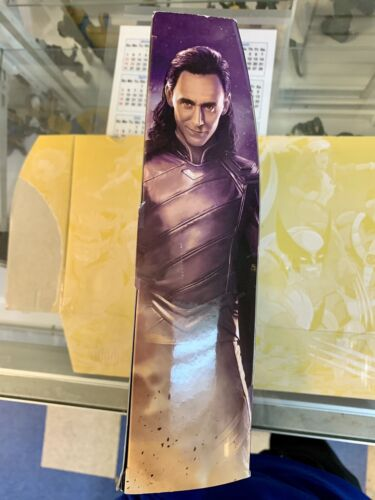 Details about  /Marvel Legends Loki Covus Glaive 2 Pack MIB