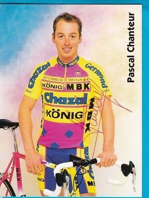 Brand New Team Chazal Konig MBK Jersey cycling Jersey,