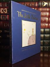 The Little Prince New Sealed 60th Anniversary Slipcase Deluxe Hardcover Gift