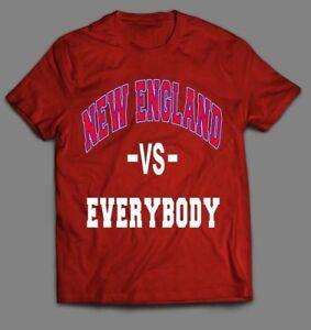 NEW England Patriots Old Skool T-shirt