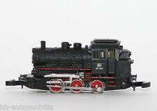 DINA4 Poster Foto: Dampflok Modelleisenbahn photo steam locomotive model train
