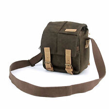 Canvas Walkabout Shoulder Bag For Canon PowerShot SX500IS SX40HS G15 G16 M3 G3X