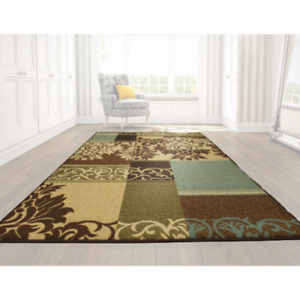 5-039-x-6-039-6-034-Large-Contemporary-Area-Rug-Multicolored-Damask-Pattern-Accent-Decor