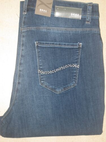 mittleres jeansblau,Ganzjahresqualität Carola Crystal BRAX Jeans Stretchjeans