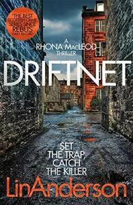 Driftnet-Rhona-Macleod-Da-Anderson-Lin-Nuovo-Libro-Gratuito-amp-Pape