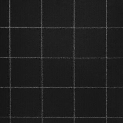 Black Grid Peel And Stick Trellis Self Adhesive Wallpaper Decor Contact Paper 3d Ebay