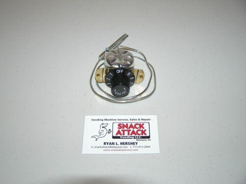 501T /& FSI SODA VENDING MACHINE COLD CONTROL THERMOSTAT 440 DIXIE NARCO 368