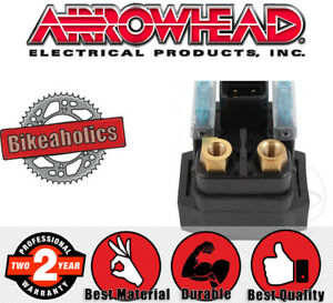 Details about ARROWHEAD Starter Solenoid - Relay for Yamaha Atv / Quads