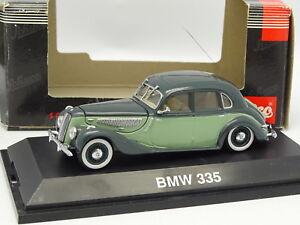 Schuco-1-43-BMW-335-Verte