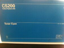 original OCE Toner CS150 CS200 29953032 cyan  neu A-Ware
