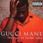 The State vs. Radric Davis [PA] by Gucci Mane (CD, Dec-2009, Warner Bros.)