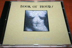 BOOK OF HOURS Art to the blind !!! RECORD HEAVEN PROG ROCK FROM SWEDEN - Poznan, Polska - BOOK OF HOURS Art to the blind !!! RECORD HEAVEN PROG ROCK FROM SWEDEN - Poznan, Polska